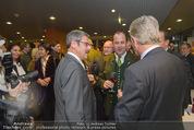 Zweigelt trifft Hase - Raiffeisen Haus - Di 25.11.2014 - Erwin HAMESEDER, Josef PR�LL, Reinhold MITTERLEHNER15