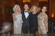 Haute Couture Award - Park Hyatt Hotel - Mi 26.11.2014 - Gitta SAXX, Susanna HIRSCHLER, Kathi MENZINGER, Vadim GARBUZOV1