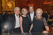 Haute Couture Award - Park Hyatt Hotel - Mi 26.11.2014 - Vanessa u. Hannes STEINMETZ-BUNDY, Hans BUNDY, Susanne KIRNBAUER20
