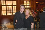 Haute Couture Award - Park Hyatt Hotel - Mi 26.11.2014 - Susanna HIRSCHLER, Daniel KLEINFERCHER24