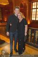 Haute Couture Award - Park Hyatt Hotel - Mi 26.11.2014 - Susanna HIRSCHLER, Daniel KLEINFERCHER25