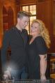 Haute Couture Award - Park Hyatt Hotel - Mi 26.11.2014 - Susanna HIRSCHLER, Daniel KLEINFERCHER26
