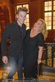 Haute Couture Award - Park Hyatt Hotel - Mi 26.11.2014 - Susanna HIRSCHLER, Daniel KLEINFERCHER28