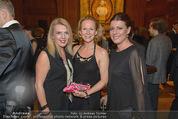 Haute Couture Award - Park Hyatt Hotel - Mi 26.11.2014 - Liane SEITZ, Tini KONSEL, Birgit RUZOWITZKY32