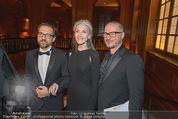 Haute Couture Award - Park Hyatt Hotel - Mi 26.11.2014 - Wolfgang REICHL, Eveline HALL, Alexander GAMPER45
