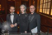 Haute Couture Award - Park Hyatt Hotel - Mi 26.11.2014 - Wolfgang REICHL, Eveline HALL, Alexander GAMPER46