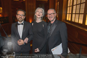 Haute Couture Award - Park Hyatt Hotel - Mi 26.11.2014 - Wolfgang REICHL, Eveline HALL, Alexander GAMPER47