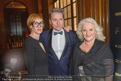Haute Couture Award - Park Hyatt Hotel - Mi 26.11.2014 - Nicole BEUTLER, Alfons HAIDER, Marika LICHTER5