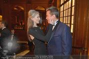 Haute Couture Award - Park Hyatt Hotel - Mi 26.11.2014 - Eveline HALL, Alfons HAIDER55
