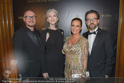 Haute Couture Award - Park Hyatt Hotel - Mi 26.11.2014 - Eveline HALL, Gitta SAXX, Wolfgang REICHL, Alexander GAMPER58