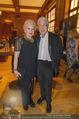 Haute Couture Award - Park Hyatt Hotel - Mi 26.11.2014 - Susanne KIRNBAUER-BUNDY, Hans BUNDY6