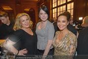 Haute Couture Award - Park Hyatt Hotel - Mi 26.11.2014 - Susanna HIRSCHLER, Carmen KREUZER, Gitta SAXX67