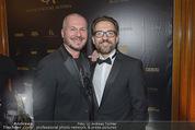 Haute Couture Award - Park Hyatt Hotel - Mi 26.11.2014 - Wolfgang REICHL, Alexander GAMPER71