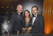 Haute Couture Award - Park Hyatt Hotel - Mi 26.11.2014 - Wolfgang REICHL, Alexander GAMPER73