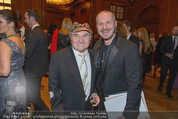Haute Couture Award - Park Hyatt Hotel - Mi 26.11.2014 - Pepino TEUSCHLER, Wolfgang REICHL8