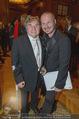 Haute Couture Award - Park Hyatt Hotel - Mi 26.11.2014 - Pepino TEUSCHLER, Wolfgang REICHL9