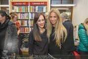 Bernie Rieder Buchpräsentation - Morawa - Do 27.11.2014 - Sasa SCHWARZJIRG, Yvonne RUEFF21
