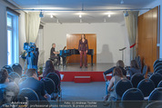 Vorsingen mit Anna Netrebko - Prayner Konservatorium - Fr 28.11.2014 - 30