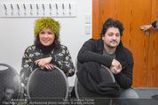 Vorsingen mit Anna Netrebko - Prayner Konservatorium - Fr 28.11.2014 - Yusif EYVAZOV, Anna NETREBKO41