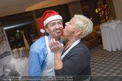 Promi Keksbacken - Parkhotel Schönbrunn - Di 02.12.2014 - Jazz GITTI, Heribert KASPER1