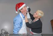 Promi Keksbacken - Parkhotel Schönbrunn - Di 02.12.2014 - Jazz GITTI, Heribert KASPER10