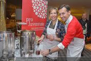 Promi Keksbacken - Parkhotel Schönbrunn - Di 02.12.2014 - Martina POEL, Martin OBERHAUSER47
