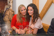 ZuKi Charity - Amterl - Do 04.12.2014 - Mariella AHRENS mit Freundin99