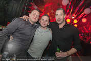 Birthday Club - Melkerkeller - Fr 05.12.2014 - 1