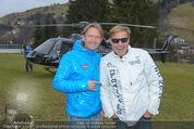 Snow Mobile Tag 2 - Saalbach - Sa 06.12.2014 - Dieter BOHLEN, Andy WERNIG (Ankunft mit Hubschrauber)100