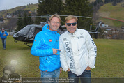 Snow Mobile Tag 2 - Saalbach - Sa 06.12.2014 - Dieter BOHLEN, Andy WERNIG (Ankunft mit Hubschrauber)101