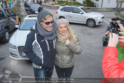 Snow Mobile Tag 2 - Saalbach - Sa 06.12.2014 - Dieter BOHLEN mit Fan118