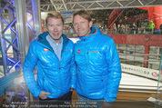 Snow Mobile Tag 2 - Saalbach - Sa 06.12.2014 - Mika H�KKINEN, Andy WERNIG148