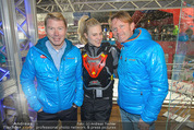 Snow Mobile Tag 2 - Saalbach - Sa 06.12.2014 - Mika H�KKINEN, Andy WERNIG, Larissa MAROLT150