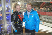 Snow Mobile Tag 2 - Saalbach - Sa 06.12.2014 - Mika H�KKINEN, Larissa MAROLT151