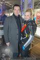 Snow Mobile Tag 2 - Saalbach - Sa 06.12.2014 - Larissa MAROLT mit Vater Heinz Anton152