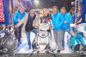 Snow Mobile Tag 2 - Saalbach - Sa 06.12.2014 - Mika H�KKINEN, DJ �TZI, Larissa MAROLT, A WERNIG, Dieter BOHLE189