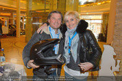 Snow Mobile Tag 2 - Saalbach - Sa 06.12.2014 - Frankie SCHINKELS mit Ehefrau26