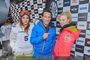 Snow Mobile Tag 2 - Saalbach - Sa 06.12.2014 - Amina DAGI, Tom WALEK, Larissa MAROLT90
