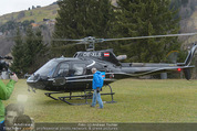 Snow Mobile Tag 2 - Saalbach - Sa 06.12.2014 - Dieter BOHLEN, Andy WERNIG (Ankunft mit Hubschrauber)96