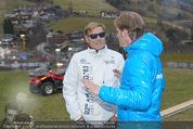 Snow Mobile Tag 2 - Saalbach - Sa 06.12.2014 - Dieter BOHLEN, Andy WERNIG (Ankunft mit Hubschrauber)99