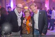 White Pearl Mountain Club - Saalbach (Snow Mobile) - Sa 06.12.2014 - Andy WERNIG mit Mutter, DJ �TZI Gery FRIEDLE185