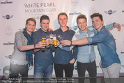White Pearl Mountain Club - Saalbach (Snow Mobile) - Sa 06.12.2014 - Musikband TAGTR�UMER48
