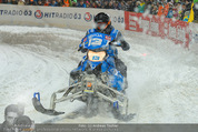 Snow Mobile Tag 3 - Saalbach - So 07.12.2014 - Snowmobile Skidoo Actionfoto234