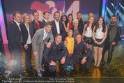 ORF Jahresrückblick Aufzeichnung - ORF Zentrum - Di 09.12.2014 - Gruppenfoto13