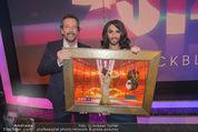 ORF Jahresrückblick Aufzeichnung - ORF Zentrum - Di 09.12.2014 - Conchita WURST, Robert KRATKY20