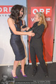 ORF Jahresrückblick Aufzeichnung - ORF Zentrum - Di 09.12.2014 - Conchita WURST, Kathrin ZECHNER30