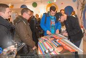 Robin Schulz Autogrammstunde - Swatch Store - Do 11.12.2014 - Robin SCHULZ8
