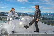 Stuhleck VIP-Opening - Spital am Semmering - Fr 12.12.2014 - Verena PFL�GER, Heinz HANNER19