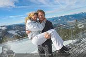 Stuhleck VIP-Opening - Spital am Semmering - Fr 12.12.2014 - Verena PFL�GER, Heinz HANNER22