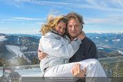 Stuhleck VIP-Opening - Spital am Semmering - Fr 12.12.2014 - Verena PFL�GER, Heinz HANNER23